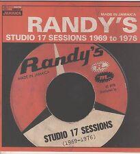 Randy's Studio 17 Sessions 1969 to 1976 NEW VINYL LP ROOTS Voice Of Jamaica 