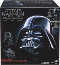 Star Wars E0328EU4 The Black Series Darth Vader Premium Electronic Helmet - Grey