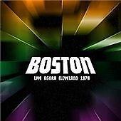 Boston - Live Agora Cleveland 1976 (Live Recording) (2013)  CD  NEW  SPEEDYPOST
