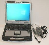 PANASONIC TOUGHBOOK CF-31 MK5 i5-5300U 2.30GHz 8GB 256GB SSD TOUCH GOBI 4G LTE