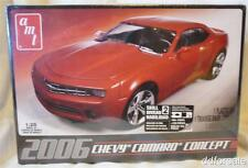 2006 Chevy Camaro Concept 1:25 Scale Model Kit From AMT Skill Level 2