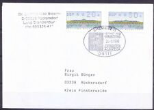 Georgius Agricola, Father of mineralogy, Scientist, Cancellation on Used Cover (