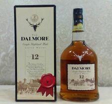 The Dalmore 12 years Scotch whisky single Highland Malt astucciato collezione