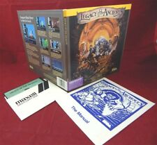 C64: Legacy of the Ancients-Electronic Arts 1987 US FLATBOX