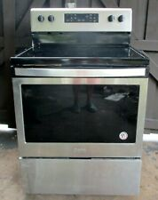 Whirlpool 6.7 cu. ft. Double Oven Electric Range Convection Stainless W10164733A