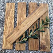 Olive wood planks, Olive wood blanks, Olive wood scales, Dry olive wood, 7 PCS