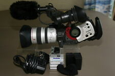 Canon Xl1S Camcorder with Accessories
