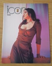 RARE MADONNA ICON FANCLUB MAGAZINE/BOOK ISSUE 29 1998 RAY OF LIGHT BOYTOY