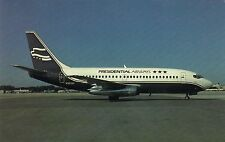 Presidential Airways Boeing 737 230C AeroGem Airliner Postcard RARE