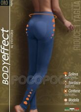 Leggings Modeling And Compression Woman Reduces 1 Size intimidea Art. 610110