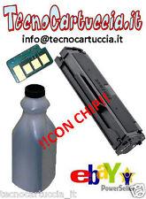 Kit di Ricarica Toner per Samsung ML 1660 MLT-D1042S MLT D1042 S Chip + Polvere