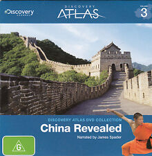 China Revealed-2006-Discovery Atlas-Travel Country China-DVD