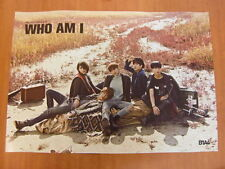 B1A4 - Who Am I [OFFICIAL] POSTER *NEW* K-POP
