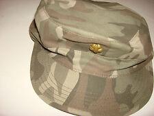 "Vietnam War ARVN Army ""THIEU UY"" 2nd LIEUTENANT Rank Camo Hat"