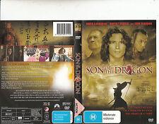 Son of The Dragon-2008-David Carradine-Movie-DVD
