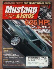 MUSTANG & FORDS 2005 SEPT - FOOSE GAMBLER 514, 428SCJ