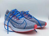 NIB NEW Men's Nike AIR ZOOM PEGASUS 36 JDI BV5739 500 Shoes Indigo Blue Sz 8-12