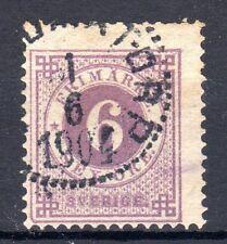 Sweden - 1886 Definitive posthorn - Mi. 33a FU