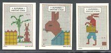 Germany poster cinderella by artist BK,  Alpursa Chocolates Easter Bunny rabbits