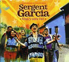 Sergent Garcia - Una y Otra Vez [New CD]