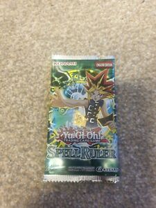 Spell Ruler Booster Pack - YuGiOh - Brand New & Fully Sealed