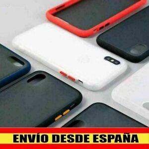 Funda silicona Iphone 6 6s 7 7 Plus 8 X XS XR XS MAX 11 12 mini Pro Max SE 2020