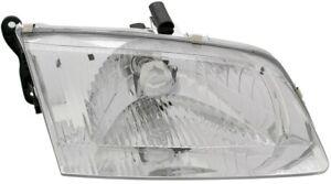 Headlight Assembly Right|Dorman 1591072 fits 00-02 Mazda 626 (Fast Shipping)