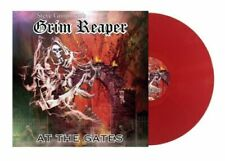 GRIM REAPER - AT THE GATES - RED - 2 LP