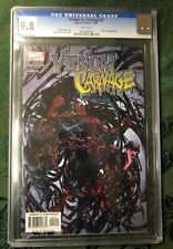 VENOM vs. CARNAGE 2 CGC 9.8 NM/MT 1st Appearance TOXIN Patrick Mulligan becomes