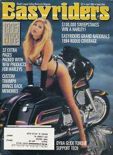 Easyriders Magazine April 1995 - No 262 - Very Good Condition