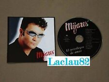Mijares El Privilegio De Amar 1998 Cd Mexico