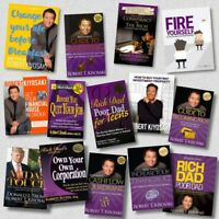 2020 - COMPLETE NEW [28 Book Bundle] Rich Dad Poor Dad Series by Robert Kiyosaki