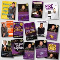 2020 - COMPLETE NEW [28 Book Bundle] Rich Dad Poor Dad Series by Robert Kiyosaki