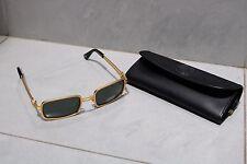 Vintage Versace Gold Sunglasses S53 1990s gianni
