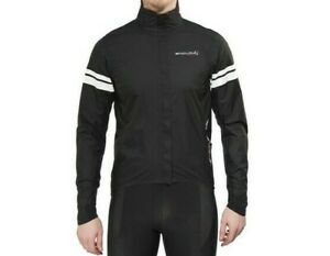 Endura FS260-Pro SL Shell Jacket Black E9086 Small NEW RRP£165