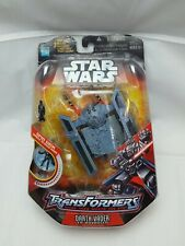 Hasbro Transformers Star Wars Darth Vader Tie Advanced Fighter NEW in Package