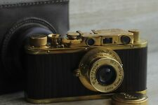 LEICA Berlin Olympics 1936 Camera Leitz Elmar Exclusive (fed copy) Great Gift