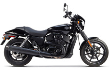Two Brothers Racing Harley Davidson Street 500/750 Comp-S 2-1 Black Ceramic Slip