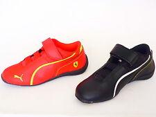 Puma Ferrari Drift Cat 6 L SF V Kinder Schuhe, Rot/Schwarz Große: EUR 28