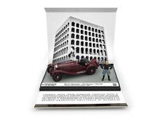 Alfa Romeo 1750 GS Benito Mussolini EUR Palazzo Della Civilta' 1940 1:43 Model