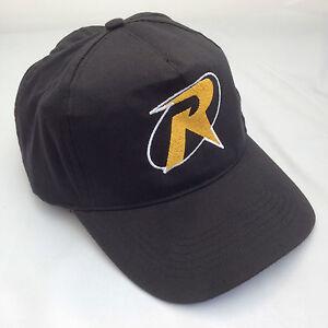 Robin / Batman Embroidered Baseball Cap Hat