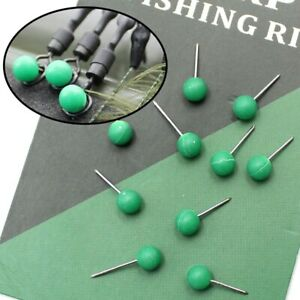 100pcs Spare Pins For Your Rig Boards/ Carp Fishing Hair Rig Rig Box Accessory
