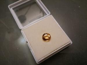 Goldener Imperial Topas 100% unbehandelt       (D09)