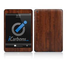 iPad Mini Skin - Dark Wood skin by iCarbons