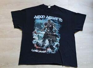 Amon Amarth Jomsviking T-Shirt Größe XXL