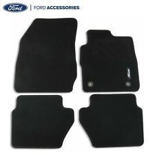 Genuine Ford Fiesta Mk7 Front & Rear Carpet Contour Floor Mats 2012-2017 1947554