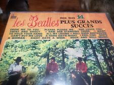 LES BEATLES DANS  LEURS 14 PLUS GRANDS SUCCESS