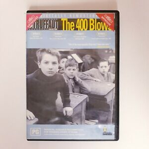 The 400 Blows DVD Region 4 PAL Free Postage - Arthouse Drama