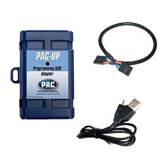 PAC-UP USB Updating Interface Device Programming For Use with PAC Products