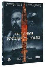 Tajemnice początków Polski (2DVD)   PL ENG AUDIO historia Polski, history Poland